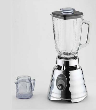 Kitchen appliance factory outlet exports crafted food blender from China manufacturer