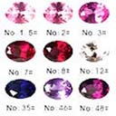 Quality cz crystals for creative bracelets, charms or necklaces by online international accessory boutique factory
