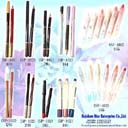International ladies cosmetic supply company distributes Make up artist pencil supplies in a variety of colors collection