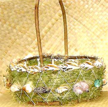 Holiday Gift Decorating Crafts Wholesale Online Catalog Supplies Easter Style Basket With Grass